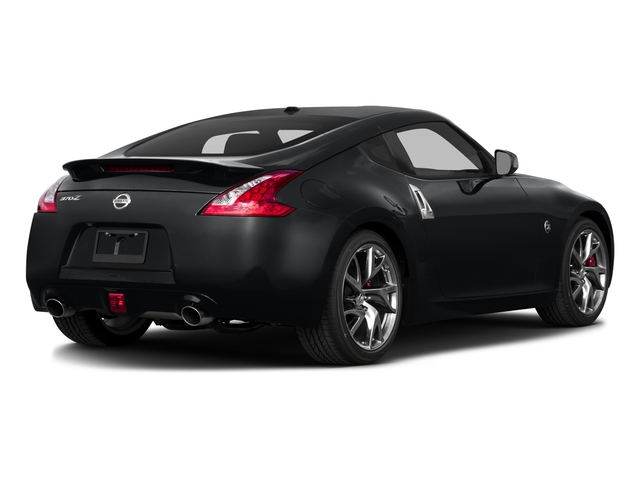 2017 Nissan 370Z Prices and Values Coupe 2D Touring V6 side rear view