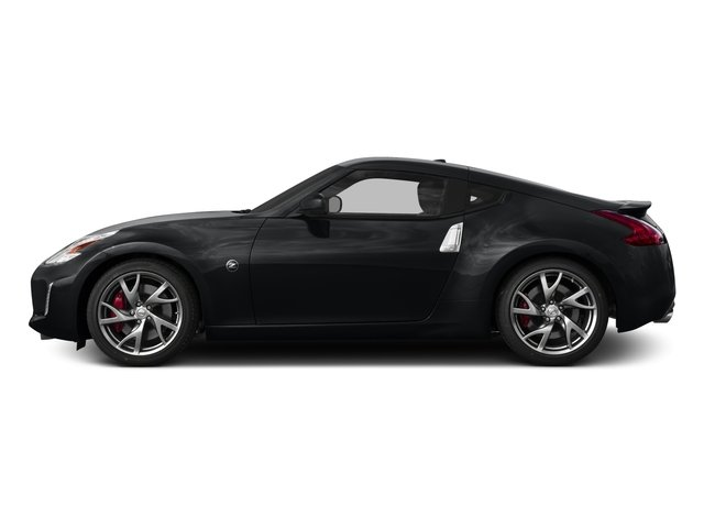 2017 Nissan 370Z Base Price Coupe Manual Pricing side view