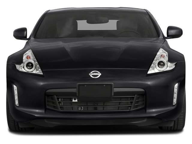 2017 Nissan 370Z Base Price Coupe Manual Pricing front view