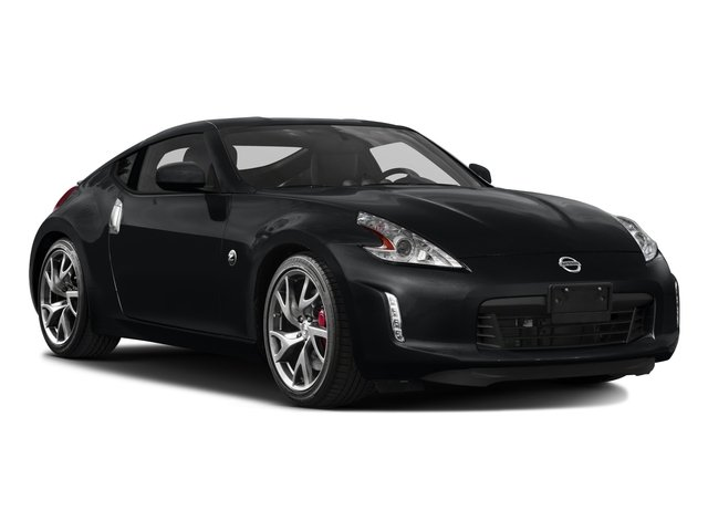 2017 Nissan 370Z Prices and Values Coupe 2D Sport Tech V6 side front view