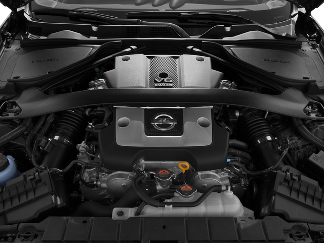 2017 Nissan 370Z Prices and Values Coupe 2D Touring V6 engine