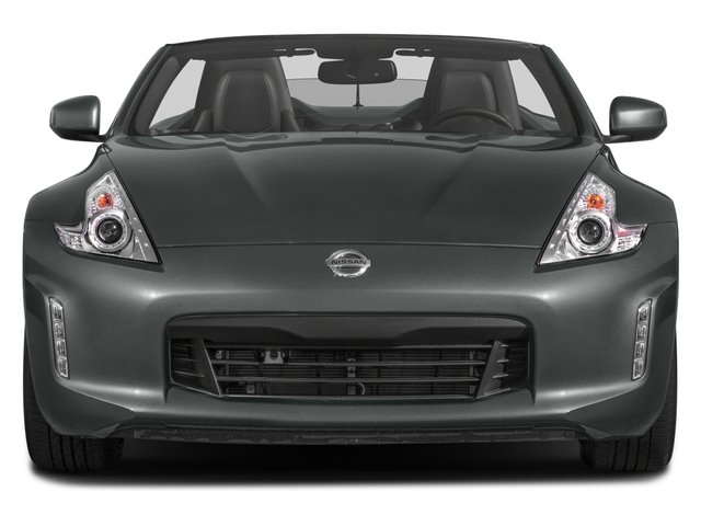 2017 Nissan 370Z Base Price Roadster Auto Pricing front view