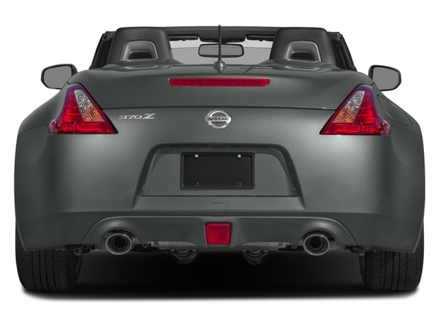 2017 Nissan 370Z Base Price Roadster Auto Pricing rear view