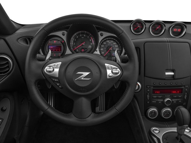 2017 Nissan 370Z Base Price Roadster Auto Pricing driver's dashboard