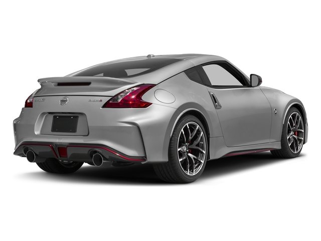 2017 Nissan 370Z Pictures 370Z Coupe 2D NISMO Tech V6 photos side rear view