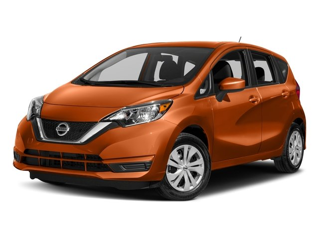 2017 Nissan Versa Note Prices and Values Hatchback 5D Note S Plus I4