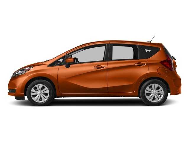 2017 Nissan Versa Note Prices and Values Hatchback 5D Note S Plus I4 side view