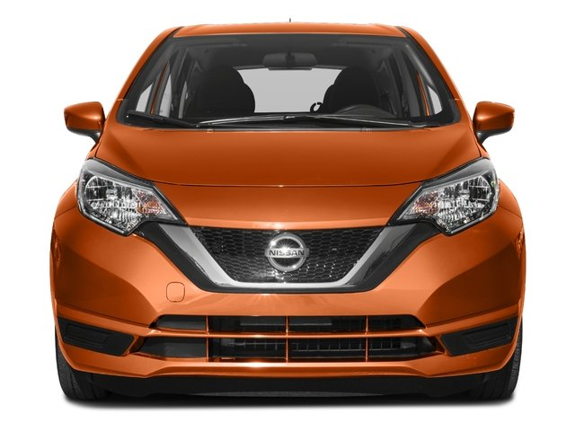 2017 Nissan Versa Note Prices and Values Hatchback 5D Note S Plus I4 front view