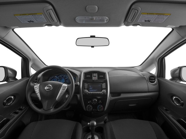 2017 Nissan Versa Note Prices and Values Hatchback 5D Note S Plus I4 full dashboard