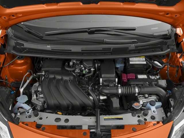 2017 Nissan Versa Note Prices and Values Hatchback 5D Note S Plus I4 engine