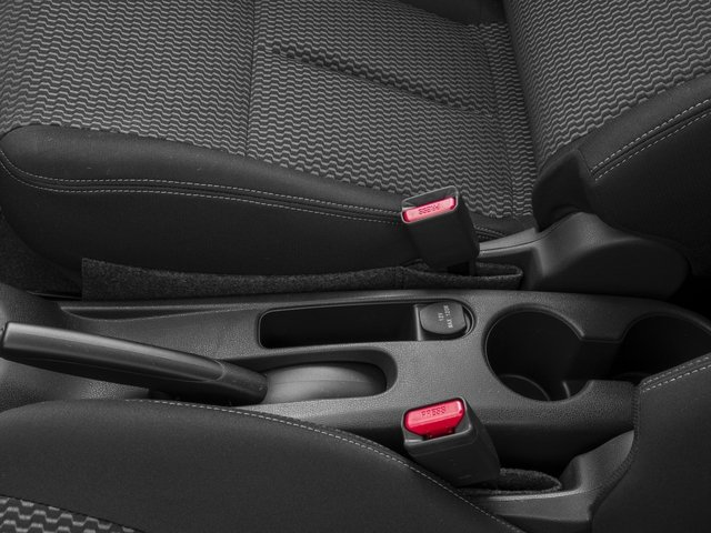 2017 Nissan Versa Note Prices and Values Hatchback 5D Note S Plus I4 center storage console