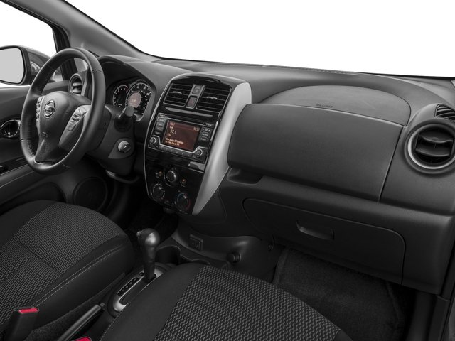2017 Nissan Versa Note Prices and Values Hatchback 5D Note S Plus I4 passenger's dashboard
