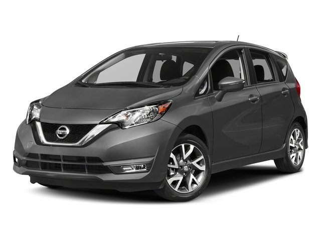 2017 Nissan Versa Note Prices and Values Hatchback 5D Note SR I4