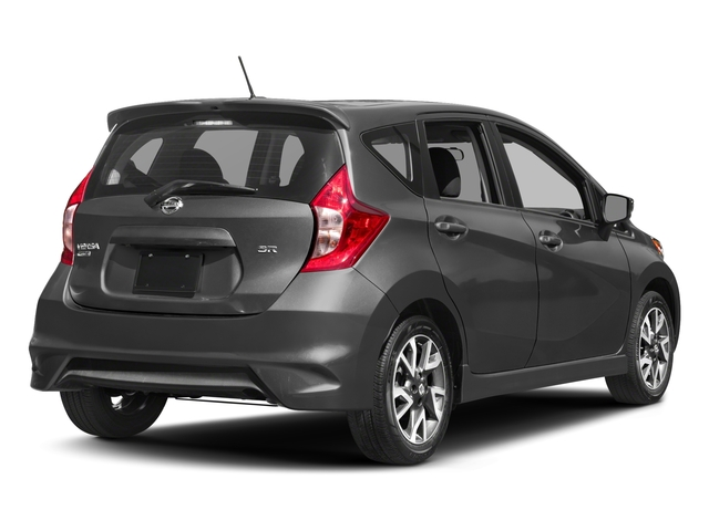 2017 Nissan Versa Note Prices and Values Hatchback 5D Note SR I4 side rear view