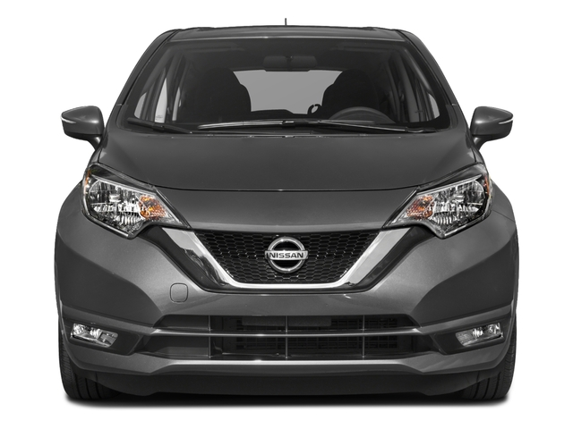 2017 Nissan Versa Note Prices and Values Hatchback 5D Note SR I4 front view