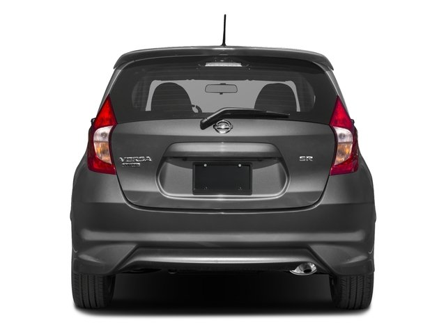 2017 Nissan Versa Note Prices and Values Hatchback 5D Note SR I4 rear view