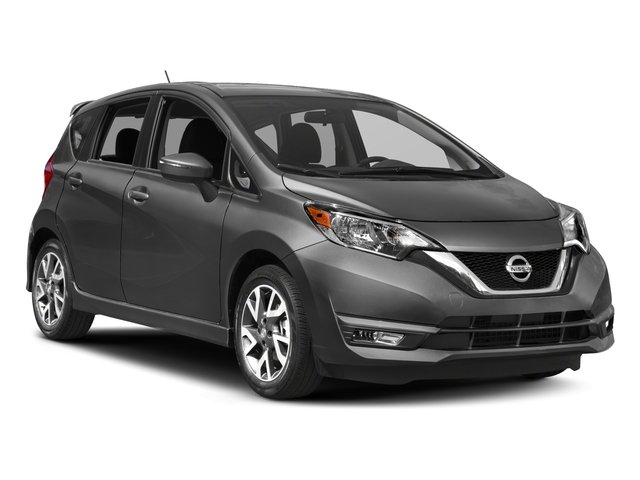 2017 Nissan Versa Note Prices and Values Hatchback 5D Note SR I4 side front view