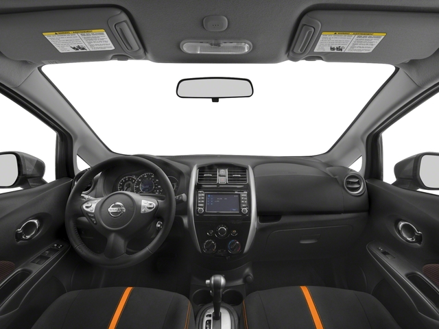 2017 Nissan Versa Note Prices and Values Hatchback 5D Note SR I4 full dashboard