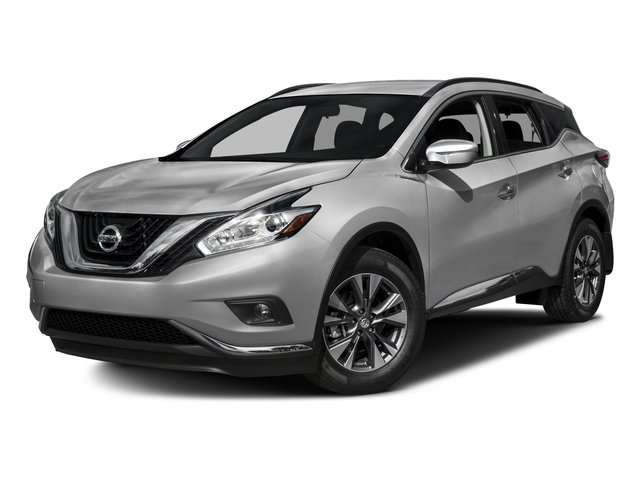 2017 Nissan Murano Pictures Murano 2017.5 FWD SV photos side front view