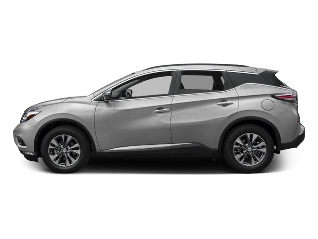 2017 Nissan Murano Pictures Murano 2017.5 FWD SV photos side view