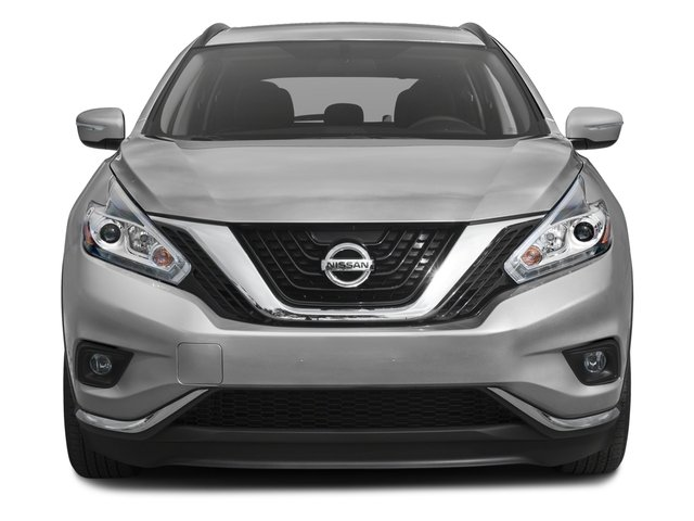 2017 Nissan Murano Pictures Murano 2017.5 FWD S photos front view