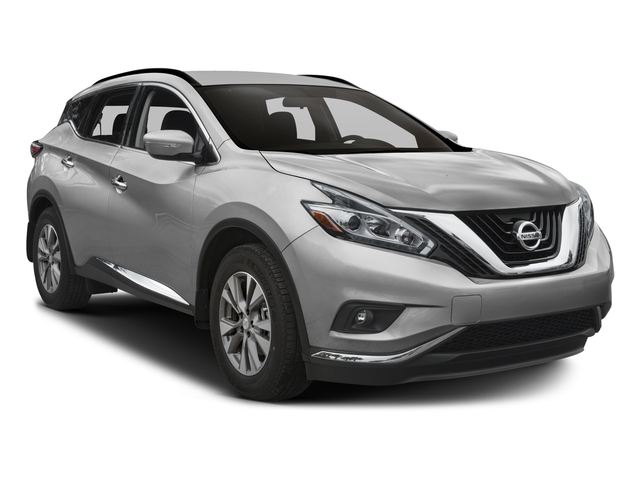 2017 Nissan Murano Pictures Murano Utility 4D SV 2WD V6 photos side front view