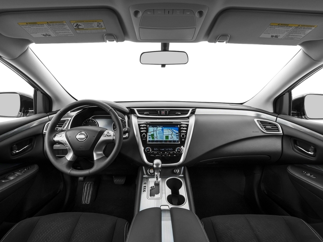 2017 Nissan Murano Pictures Murano 2017.5 FWD S photos full dashboard