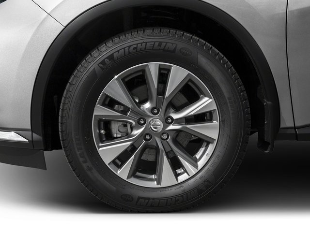 2017 Nissan Murano Pictures Murano 2017.5 FWD S photos wheel