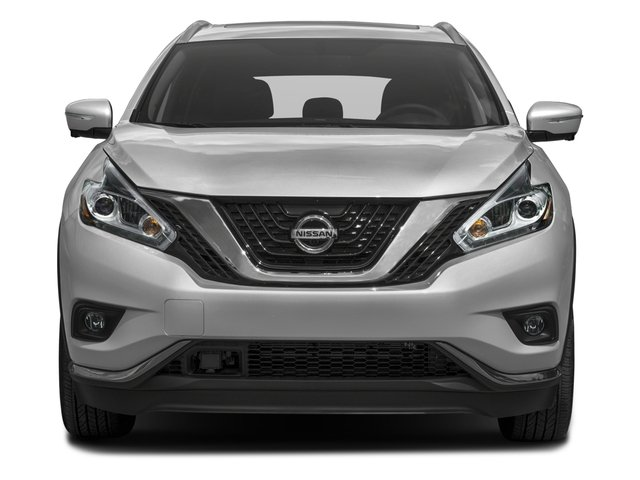 2017 Nissan Murano Prices and Values Utility 4D SL 2WD V6 front view