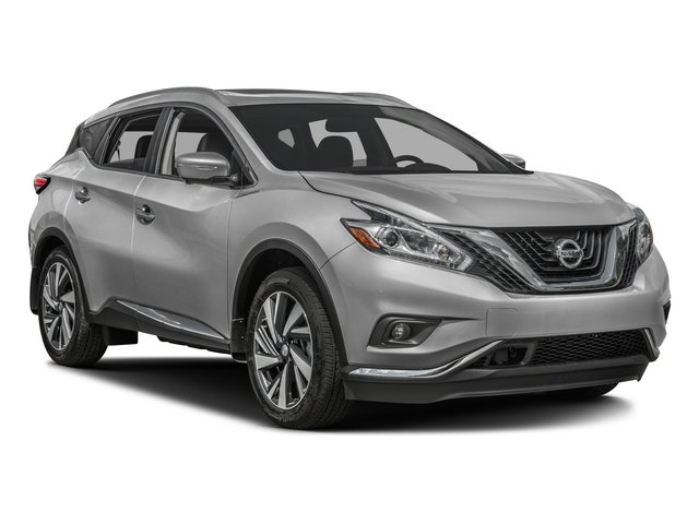 2017 Nissan Murano Prices and Values Utility 4D SL 2WD V6 side front view