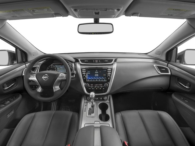 2017 Nissan Murano Prices and Values Utility 4D SL 2WD V6 full dashboard