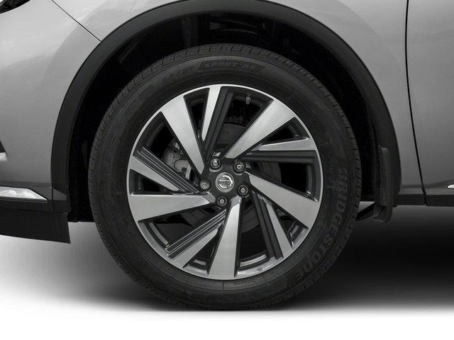 2017 Nissan Murano Prices and Values Utility 4D SL 2WD V6 wheel
