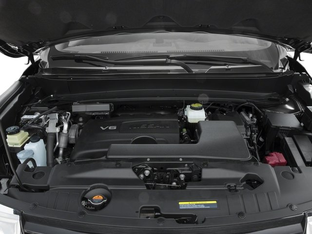 2017 Nissan Pathfinder Prices and Values Utility 4D SV 4WD V6 engine