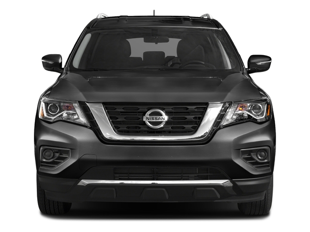 2017 Nissan Pathfinder Pictures Pathfinder Utility 4D S 2WD V6 photos front view