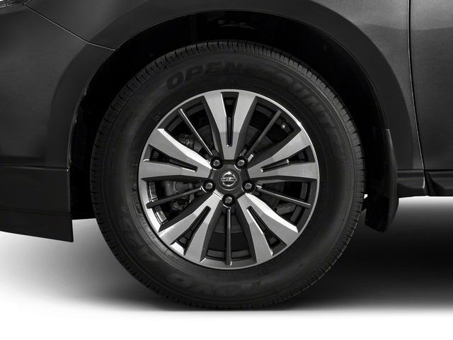 2017 Nissan Pathfinder Prices and Values Utility 4D S 2WD V6 wheel