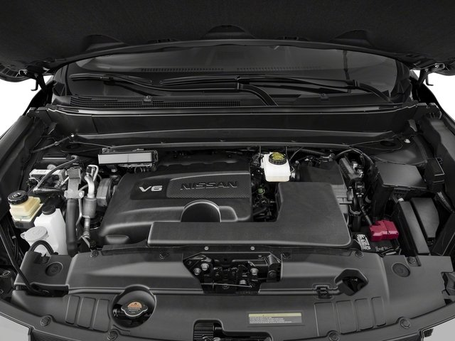 2017 Nissan Pathfinder Prices and Values Utility 4D S 2WD V6 engine