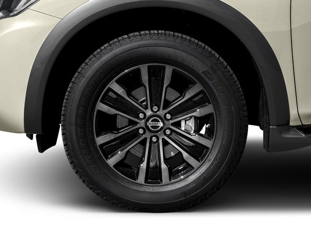 2017 Nissan Armada Prices and Values Utility 4D Platinum 2WD V8 wheel