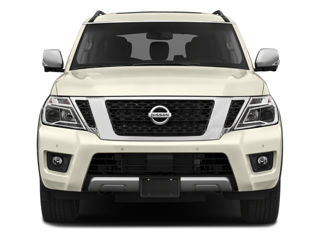 2017 Nissan Armada Base Price 4x4 SL Pricing front view