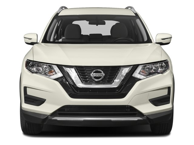 2017 Nissan Rogue Base Price 5 Awd Sv Pricing Front View