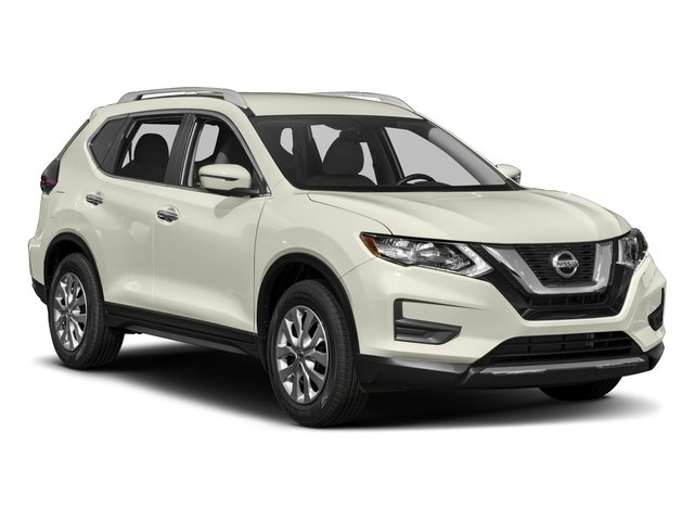 2017 Nissan Rogue Pictures Rogue Utility 4D S 2WD I4 photos side front view