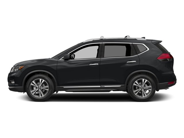 2017 Nissan Rogue Prices and Values Utility 4D SL AWD I4 side view