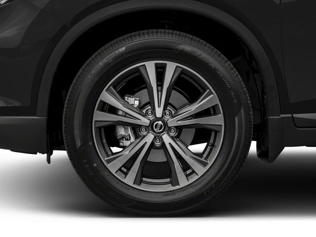 2017 Nissan Rogue Prices and Values Utility 4D SL 2WD I4 wheel