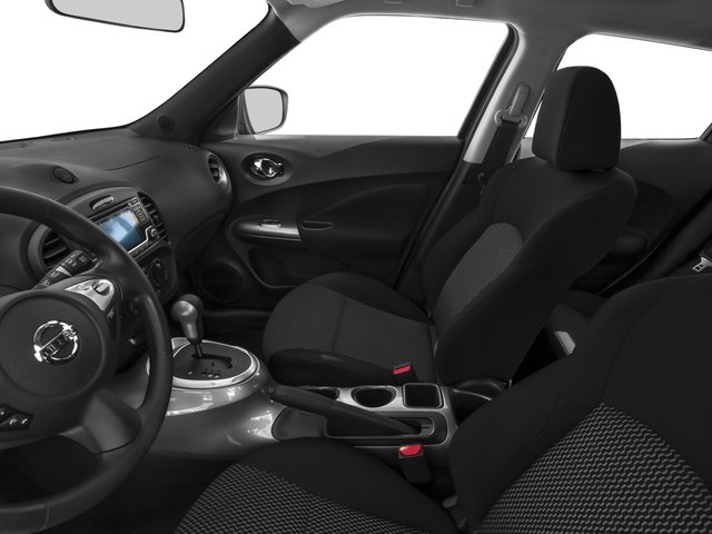 2017 Nissan JUKE Pictures JUKE FWD S photos front seat interior