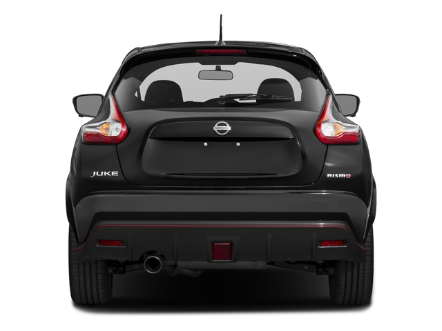 2017 Nissan JUKE Pictures JUKE Utility 4D NISMO RS 2WD I4 Turbo photos rear view
