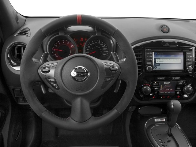 2017 Nissan JUKE Pictures JUKE Utility 4D NISMO RS 2WD I4 Turbo photos driver's dashboard