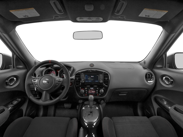 2017 Nissan JUKE Pictures JUKE Utility 4D NISMO RS 2WD I4 Turbo photos full dashboard