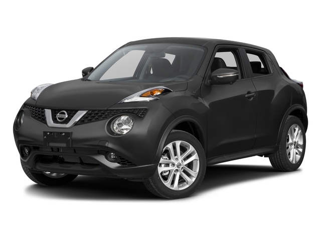 2017 Nissan JUKE Base Price FWD SL Pricing side front view
