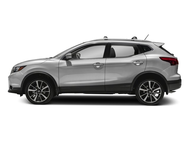 2017 Nissan Rogue Sport Prices and Values Utility 4D SL AWD side view