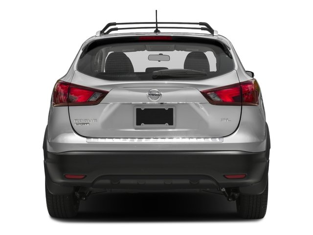2017 Nissan Rogue Sport Base Price AWD SL Pricing rear view
