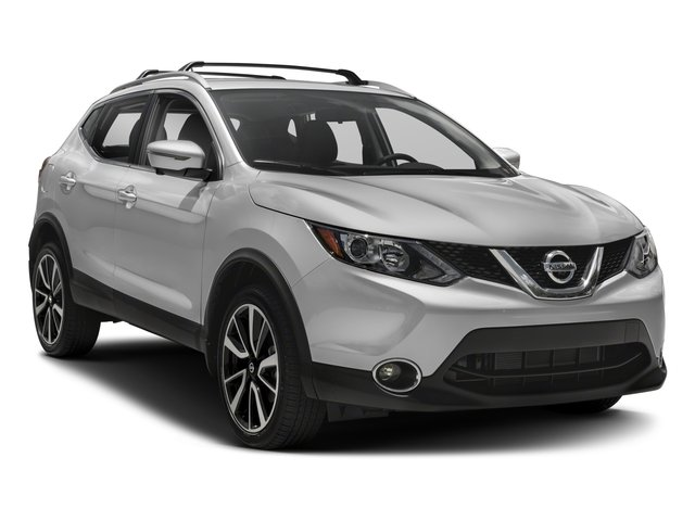2017 Nissan Rogue Sport Prices and Values Utility 4D SL AWD side front view